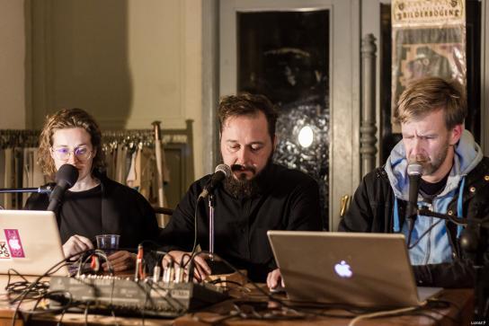 Radio Ivo: Život nedoceníš(Dílna Baobab)